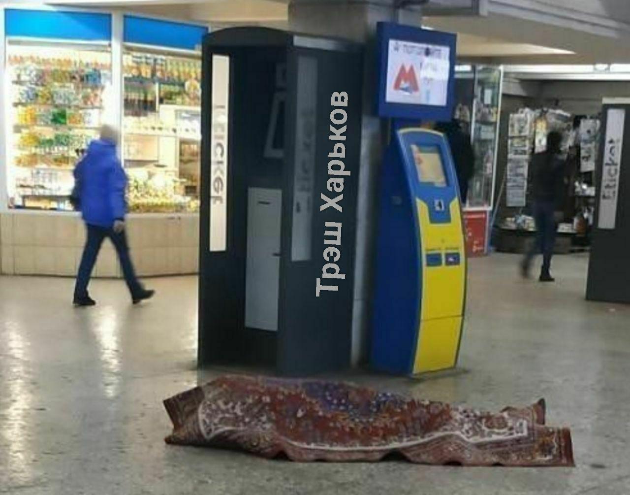 В вестибюле Харьковского метро скончался мужчина, - ФОТО, фото-2