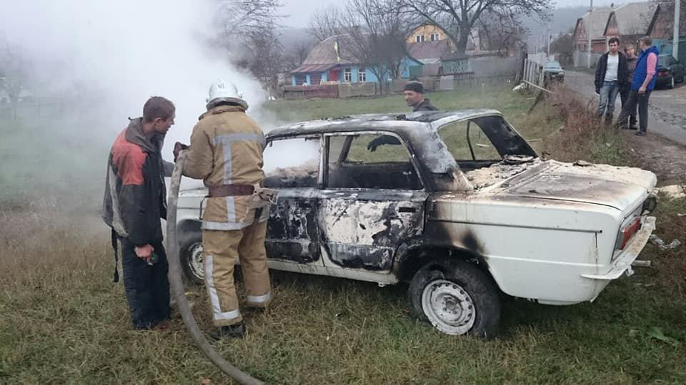 На Харківщині через коротке замикання загорілися гараж та легкове авто, - ФОТО, фото-2