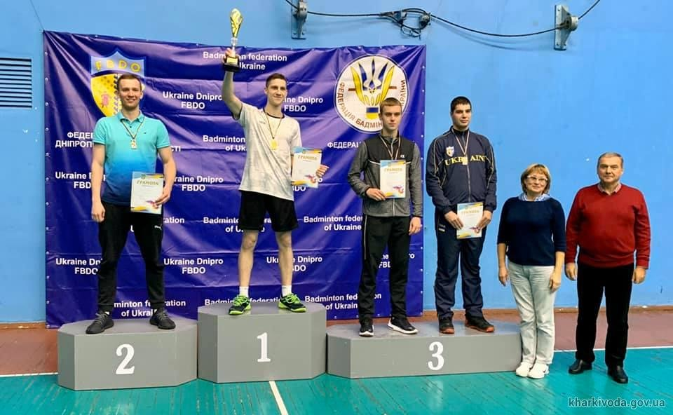 Харків'яни здобули 11 медалей на чемпіонаті України з бадмінтону, - ФОТО, фото-1