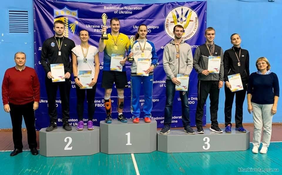 Харків'яни здобули 11 медалей на чемпіонаті України з бадмінтону, - ФОТО, фото-2