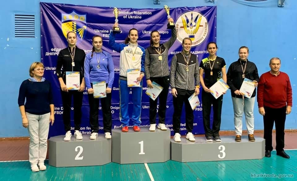 Харків'яни здобули 11 медалей на чемпіонаті України з бадмінтону, - ФОТО, фото-3
