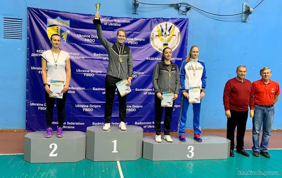 Харків'яни здобули 11 медалей на чемпіонаті України з бадмінтону, - ФОТО, фото-4