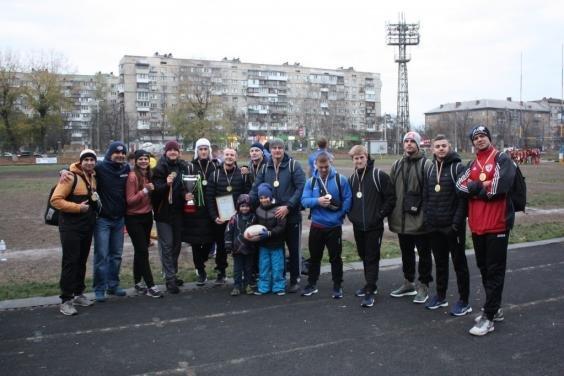 Харківські регбісти у восьмий раз стали володарями кубку України, - ФОТО, фото-1