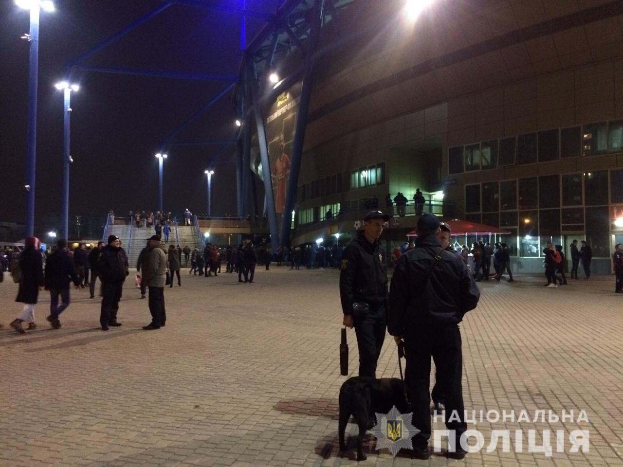 Расистский скандал во время матча «Шахтер» - «Динамо»: полиция открыла уголовное производство, - ФОТО, фото-1