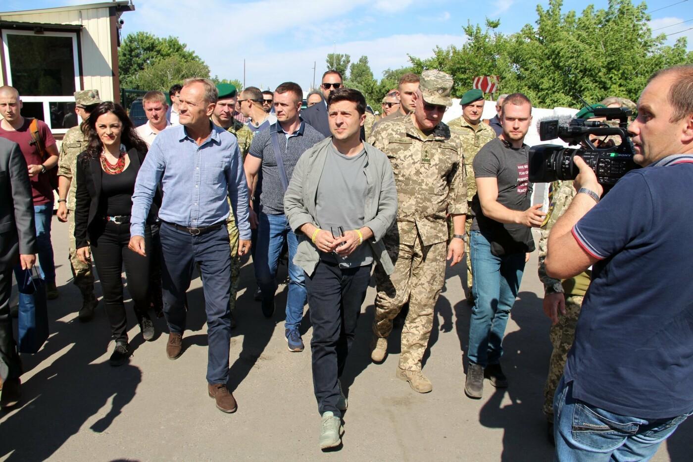 Победа или поражение. Почему Зеленский решил отвести войска на Донбассе, - ФОТО, ВИДЕО, фото-10