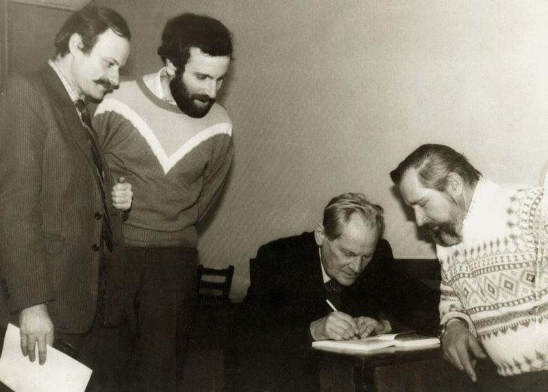 Обвинения в антисоветской агитации и вклад в «шестидесятничество». ТОП-7 известных харьковских писателей, - ФОТО, фото-2