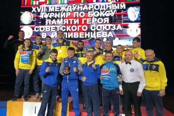 Харьковчане победили на международном турнире по боксу, - ФОТО, фото-1