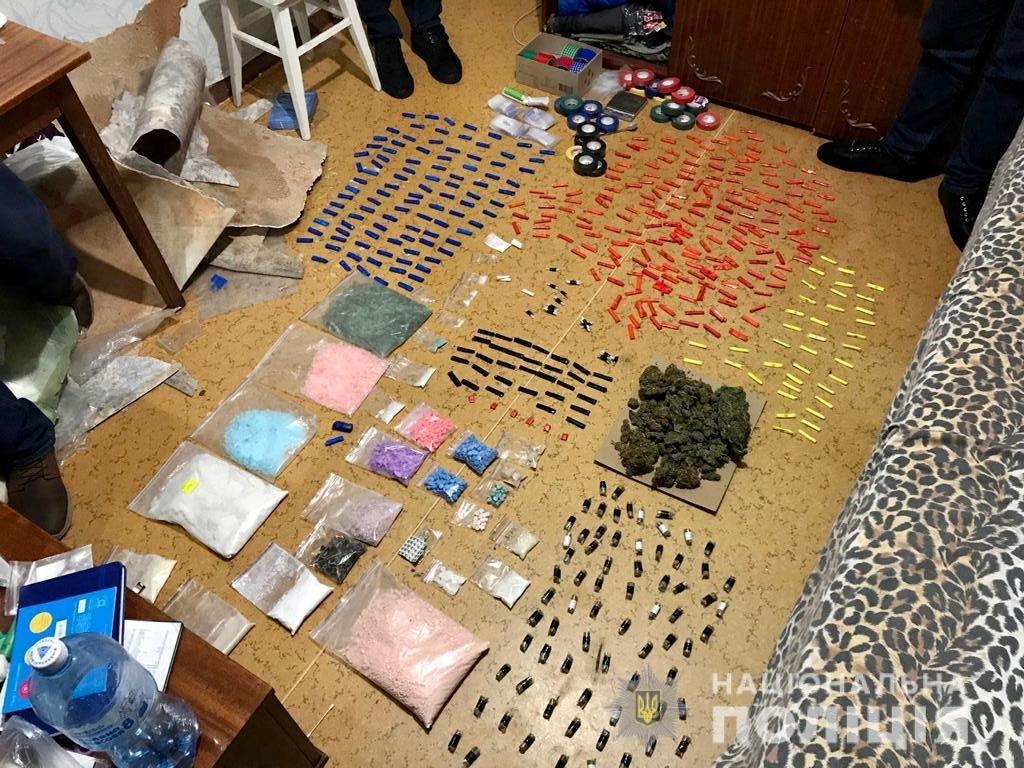 Товар на пять миллионов: в Харькове силовики «накрыли» наркоторговца, - ФОТО, ВИДЕО, фото-1