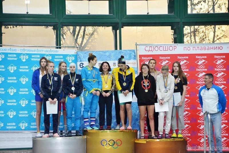 Харьковчане завоевали 10 медалей на чемпионате Украины по плаванию, - ФОТО, фото-12