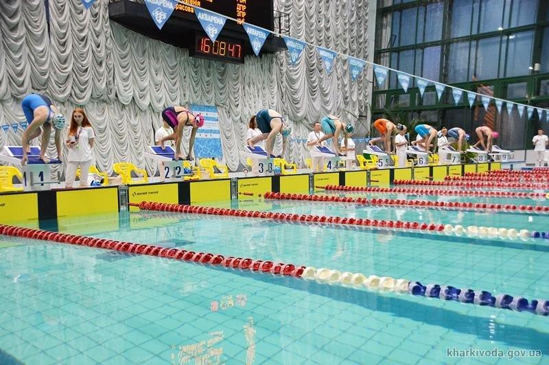 Харьковчане завоевали 10 медалей на чемпионате Украины по плаванию, - ФОТО, фото-1