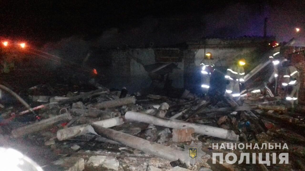 На Харьковщине из-за поджога гаражного кооператива произошел взрыв, - ФОТО, фото-5