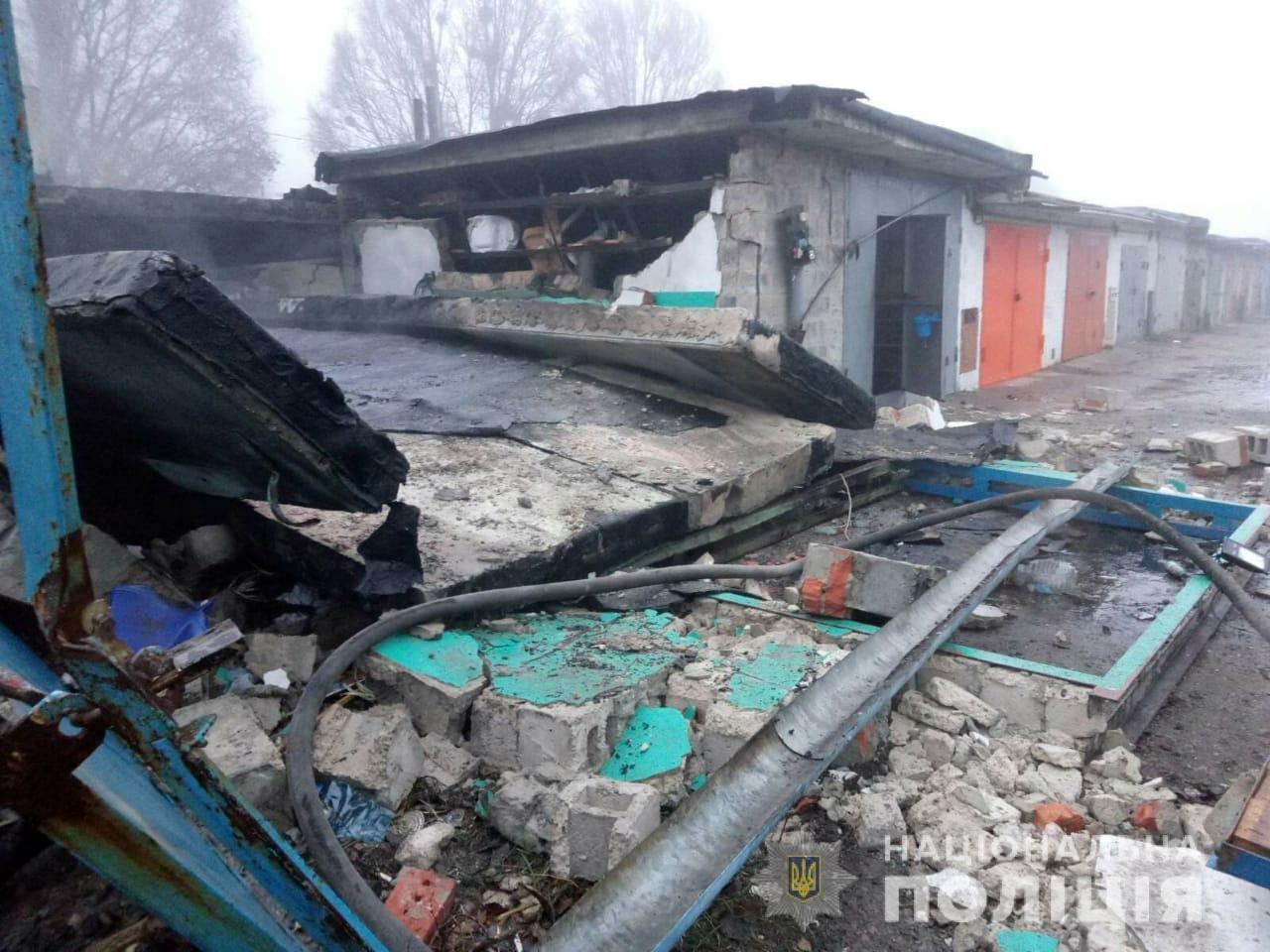 Взрыв газового баллона в Харькове: погибли три человека, - ФОТО, фото-1