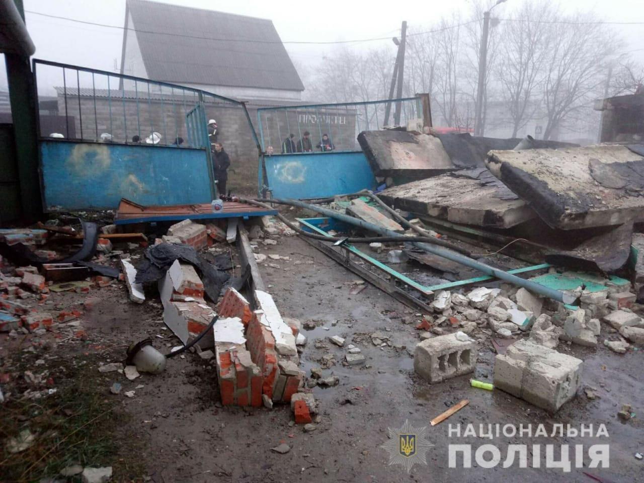 Взрыв газового баллона в Харькове: погибли три человека, - ФОТО, фото-2