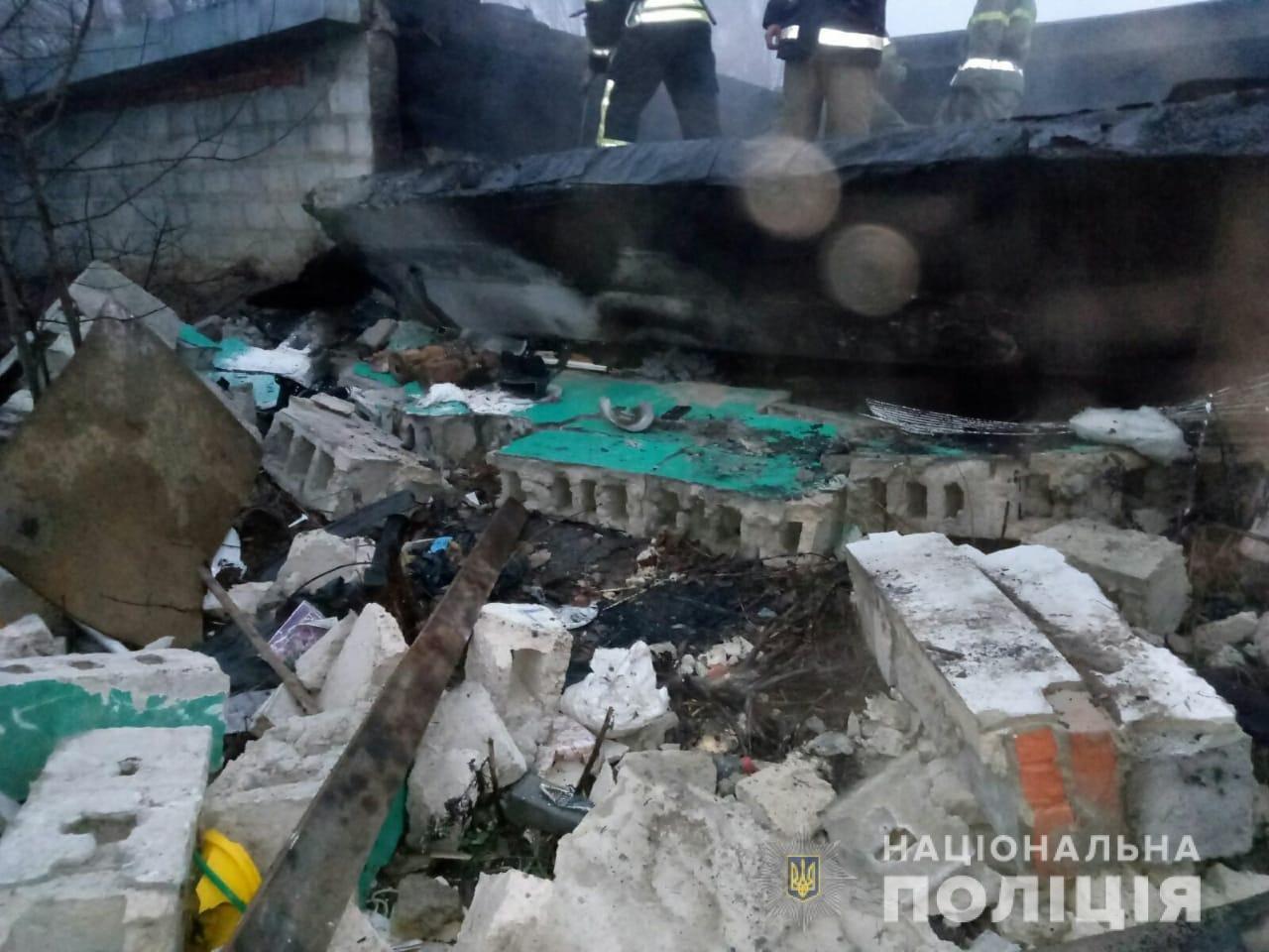 Взрыв газового баллона в Харькове: погибли три человека, - ФОТО, фото-3