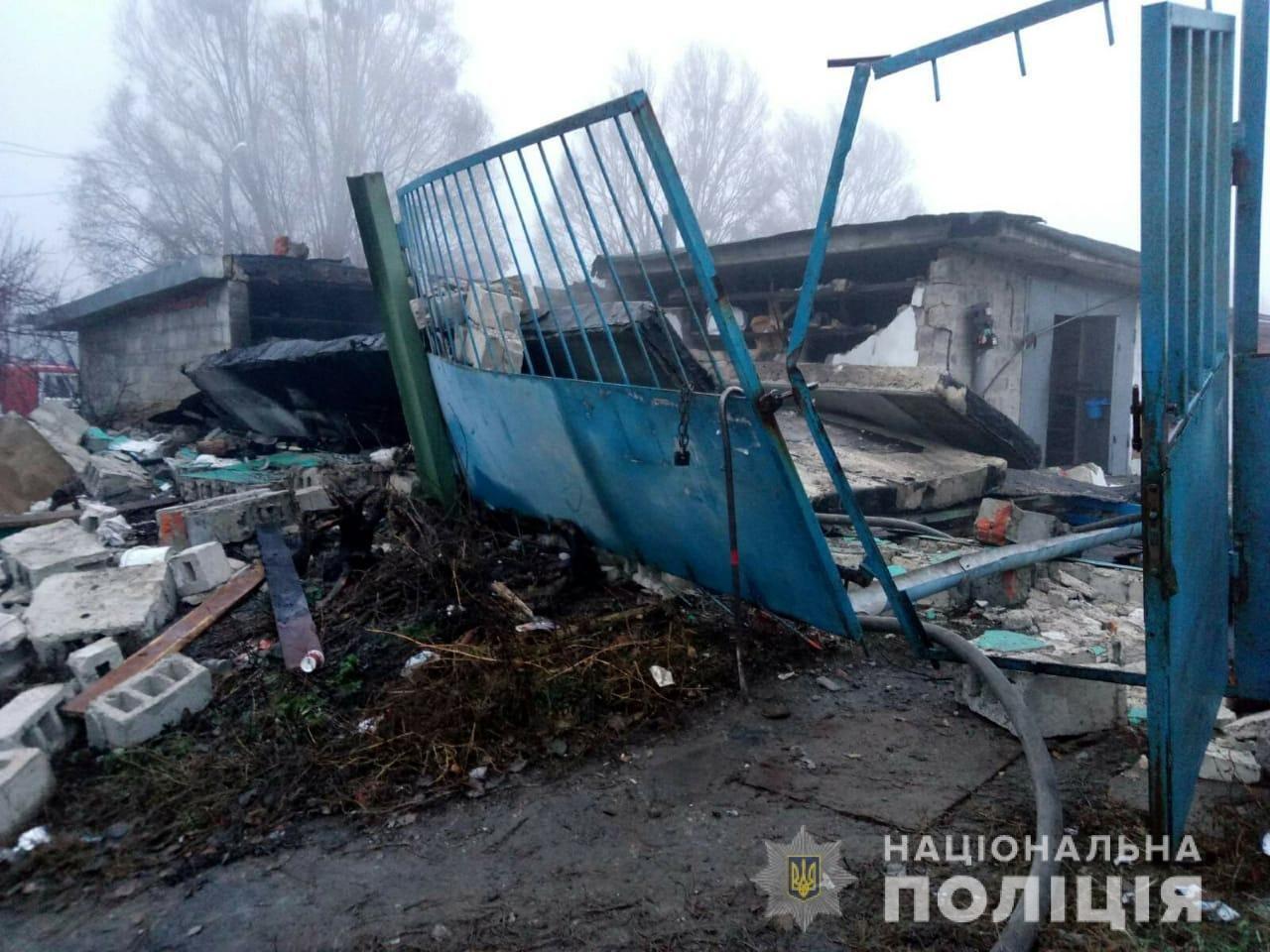 Взрыв газового баллона в Харькове: погибли три человека, - ФОТО, фото-4