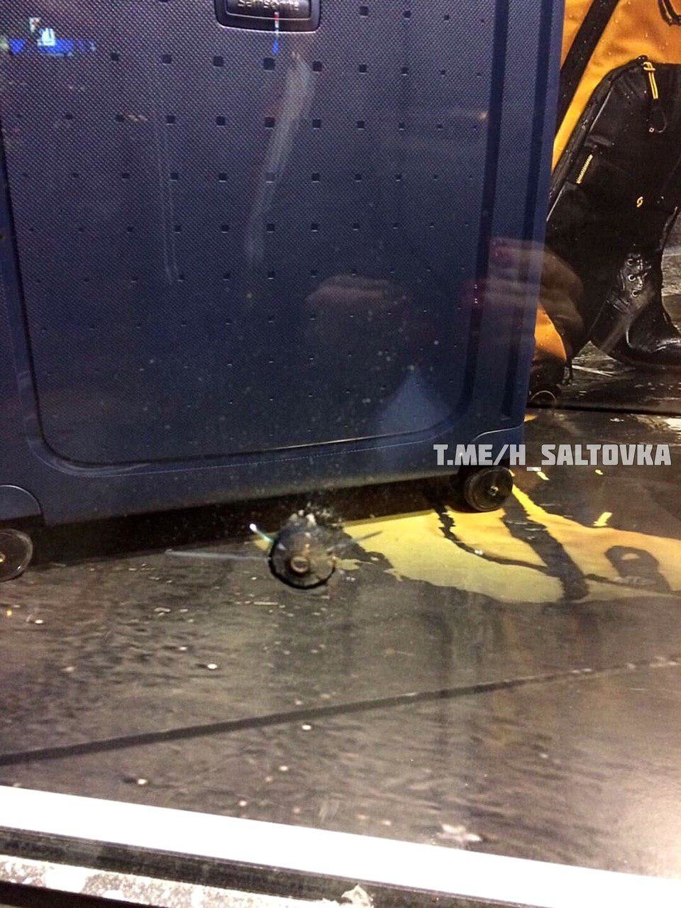 В Харькове неизвестные обстреляли магазин и автомобиль, фото-2