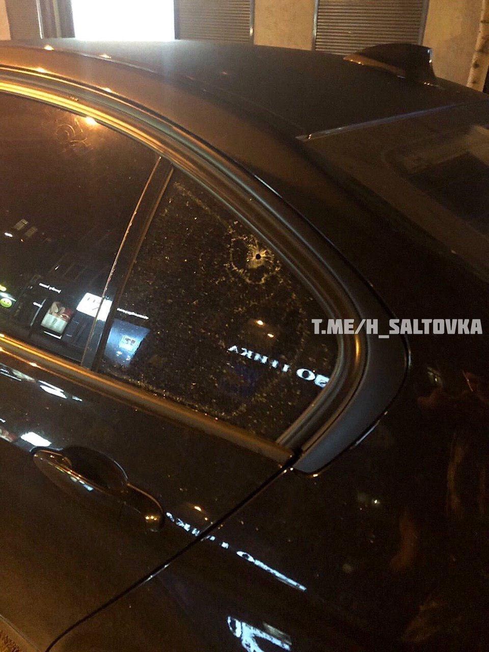 В Харькове неизвестные обстреляли магазин и автомобиль, фото-4