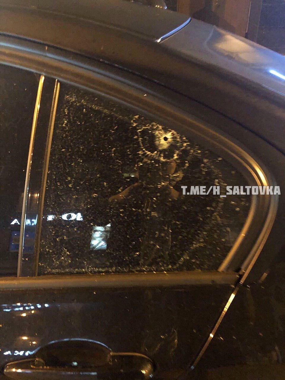 В Харькове неизвестные обстреляли магазин и автомобиль, фото-5