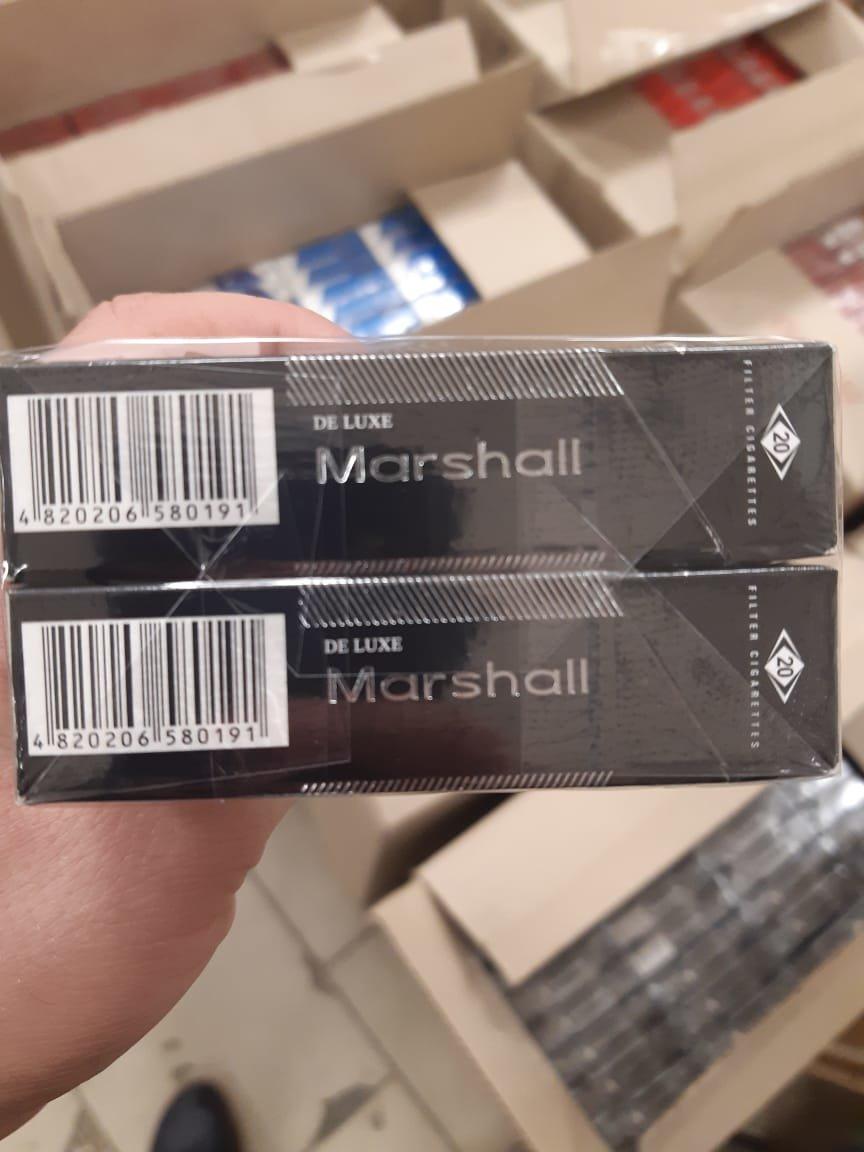 Сигареты и смеси для кальяна: харьковские силовики обнаружили контрафакт на один миллион, - ФОТО, фото-6