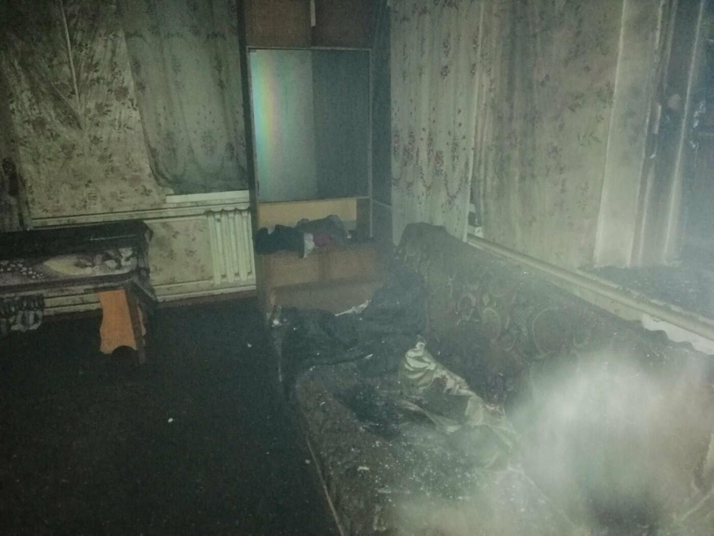 Под Харьковом при тушении пожала спасатели обнаружили тело пенсионерки, - ФОТО, фото-2