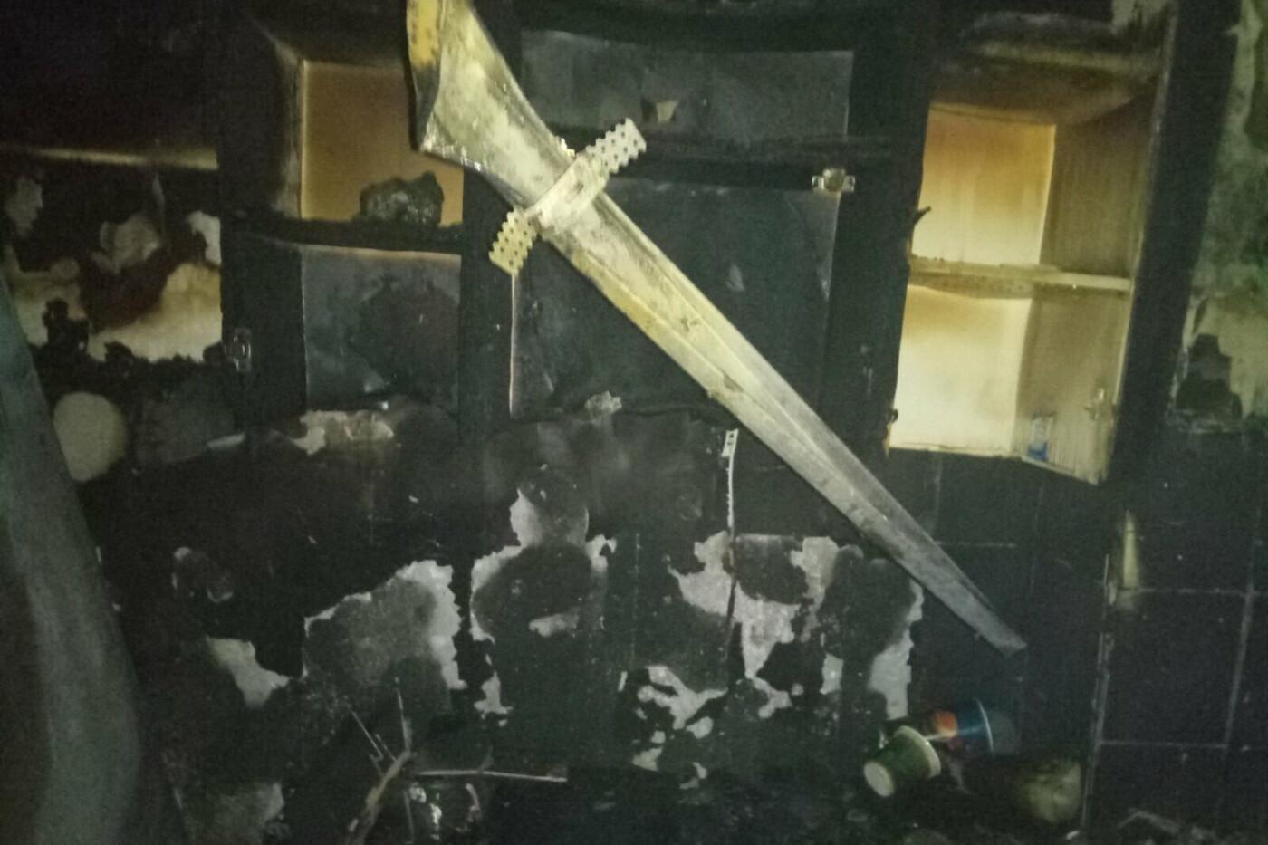 В Харькове загорелась квартира: бойцы ГСЧС спасли 10 и эвакуировали 49 человек, - ФОТО, ВИДЕО, фото-2