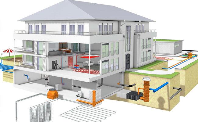 Пассивный дом от строительной фирмы «Строй 17» - гарантия Вашего комфорта и уюта на долгие годы!, фото-2