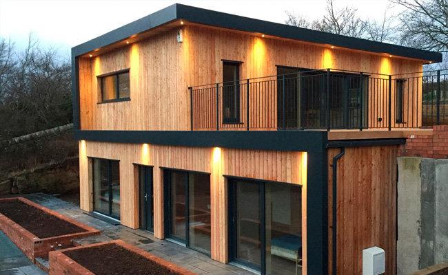 Пассивный дом от строительной фирмы «Строй 17» - гарантия Вашего комфорта и уюта на долгие годы!, фото-4