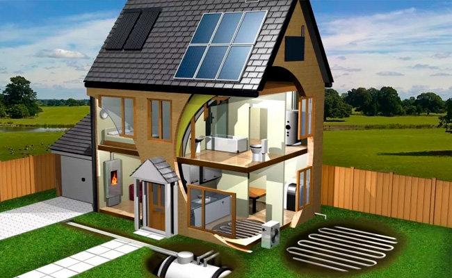 Пассивный дом от строительной фирмы «Строй 17» - гарантия Вашего комфорта и уюта на долгие годы!, фото-5