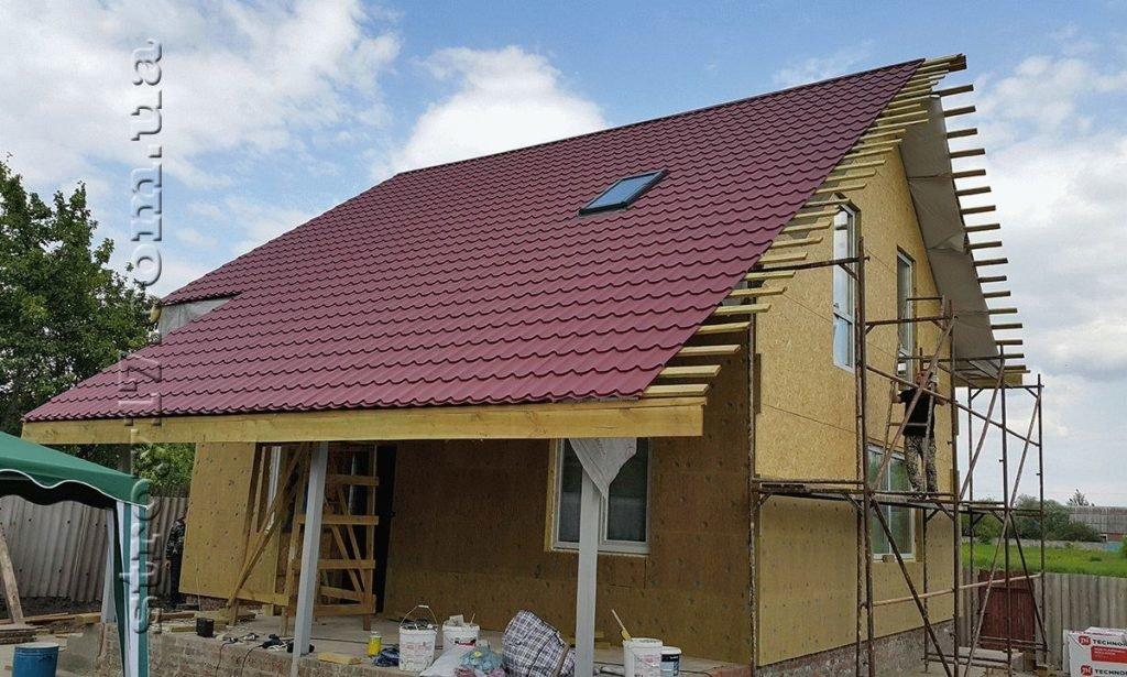 Пассивный дом от строительной фирмы «Строй 17» - гарантия Вашего комфорта и уюта на долгие годы!, фото-7