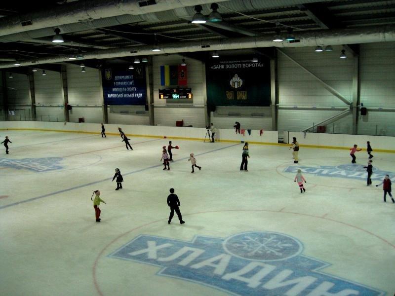 Где в Харькове покататься на коньках: график, цены и локации, - ФОТО, фото-5