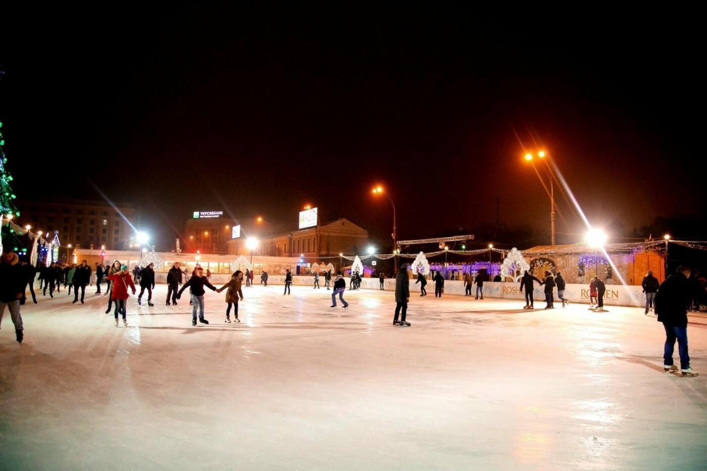 Где в Харькове покататься на коньках: график, цены и локации, - ФОТО, фото-4