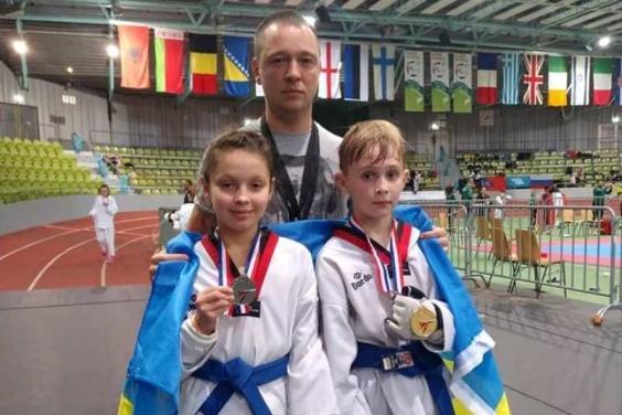 Харьковчане стали чемпионами Европы по тхэквондо, - ФОТО, фото-2