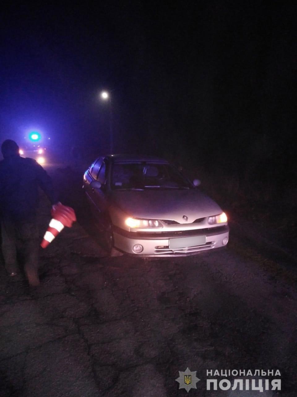 На Харьковщине легковой автомобиль переехал насмерть лежавшего на дороге пенсионера, - ФОТО, фото-1