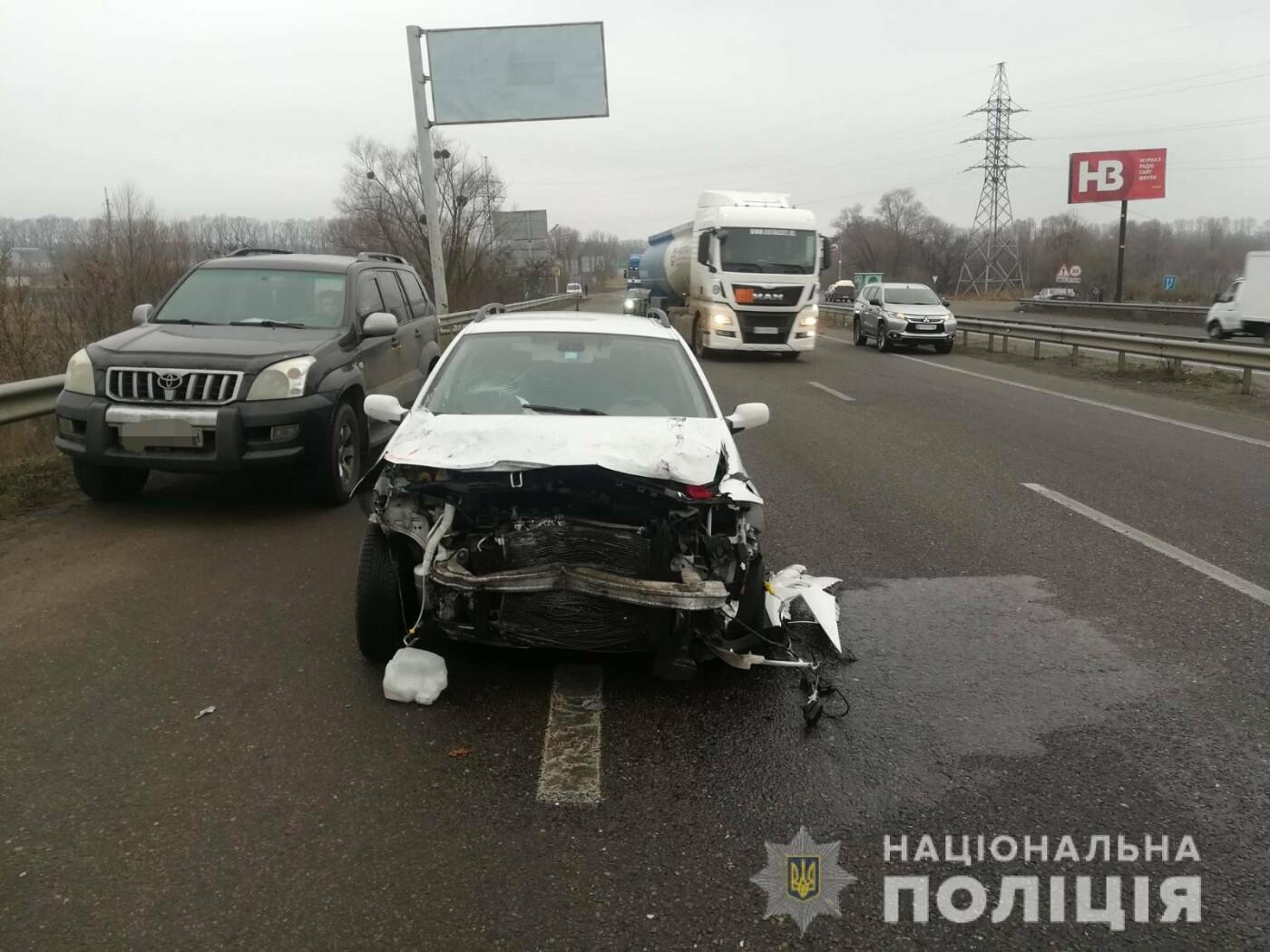 На Харьковщине «Renault» врезался в разворачивающийся «ВАЗ»: погиб водитель одного из авто, - ФОТО, фото-3