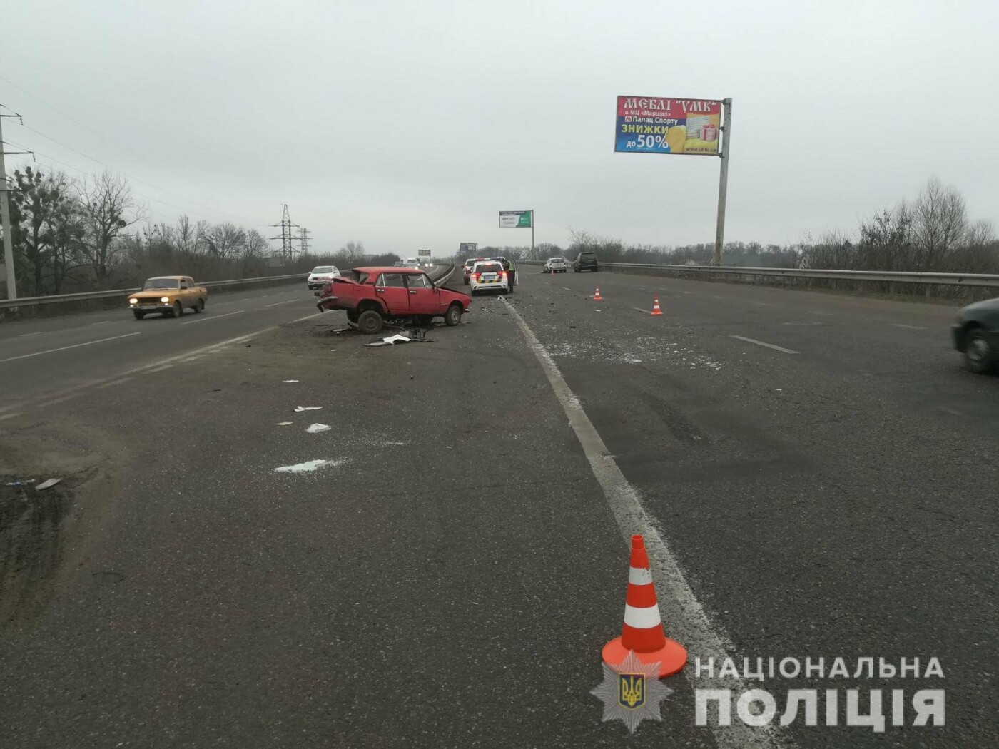 На Харьковщине «Renault» врезался в разворачивающийся «ВАЗ»: погиб водитель одного из авто, - ФОТО, фото-2