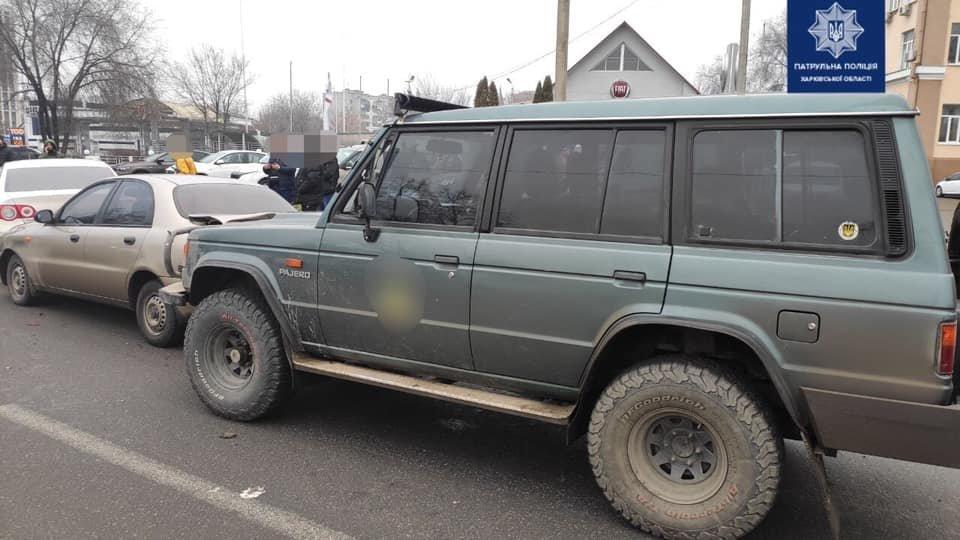В Харькове не поделили дорогу сразу пять автомобилей, - ФОТО, фото-3