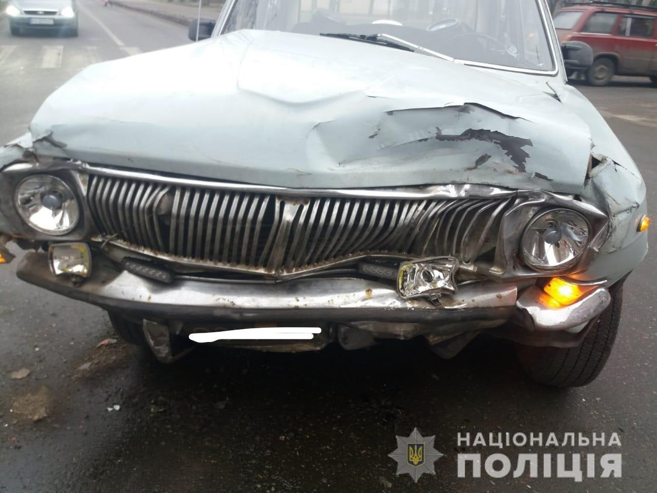 В Харькове столкнулись два автомобиля. Пострадал 6-летний ребенок, - ФОТО, фото-2