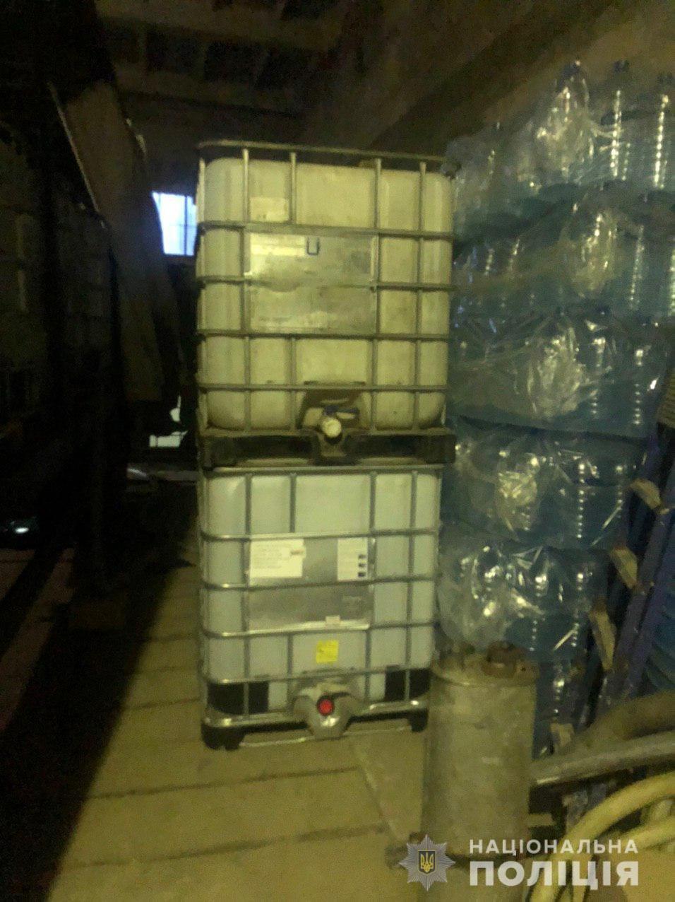 В Харькове изъяли 12 тонн спирта, который незаконно хранили в гараже, - ФОТО, фото-3