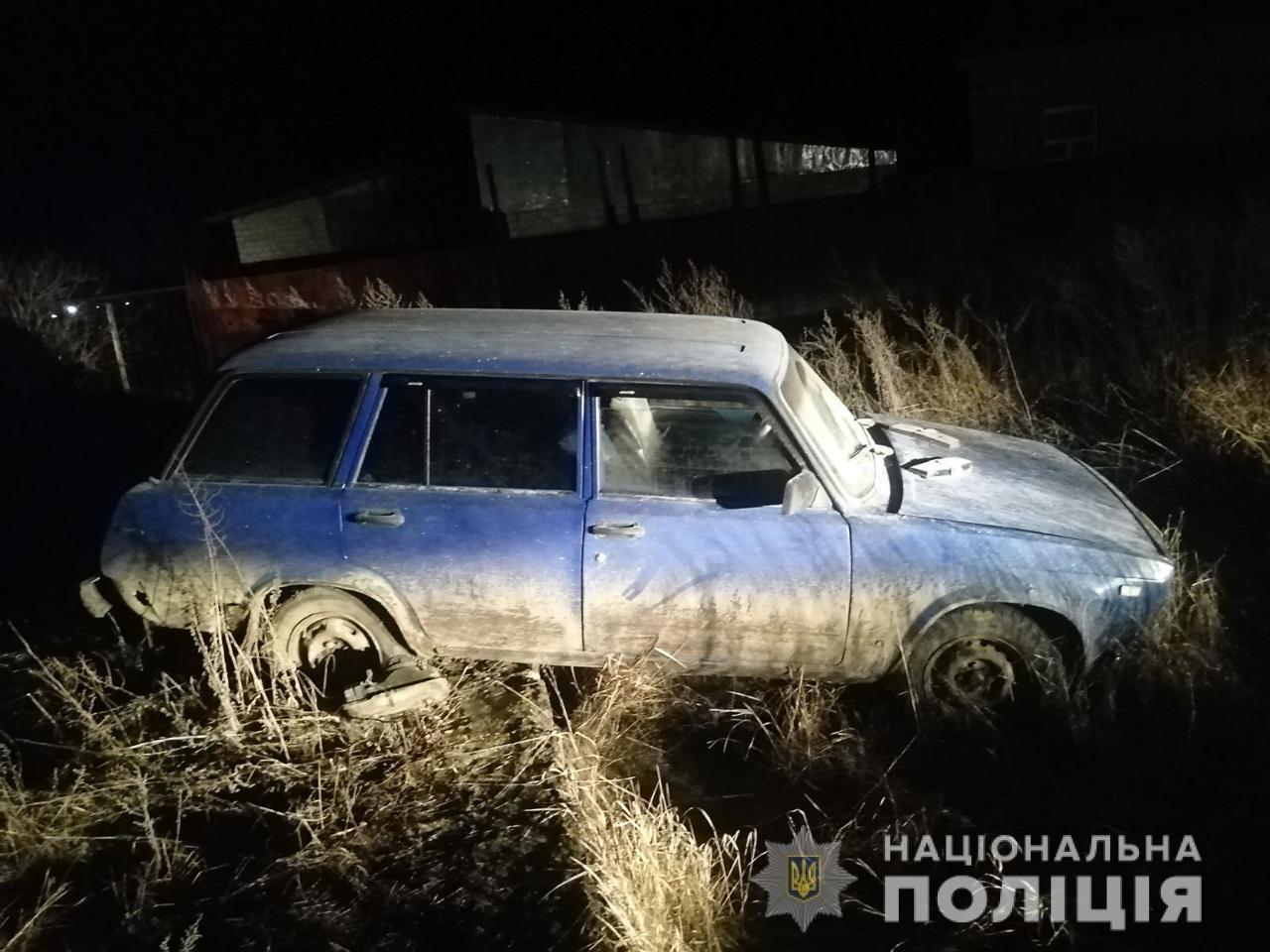 На Харьковщине полицейские задержали угонщика автомобиля, - ФОТО, фото-2