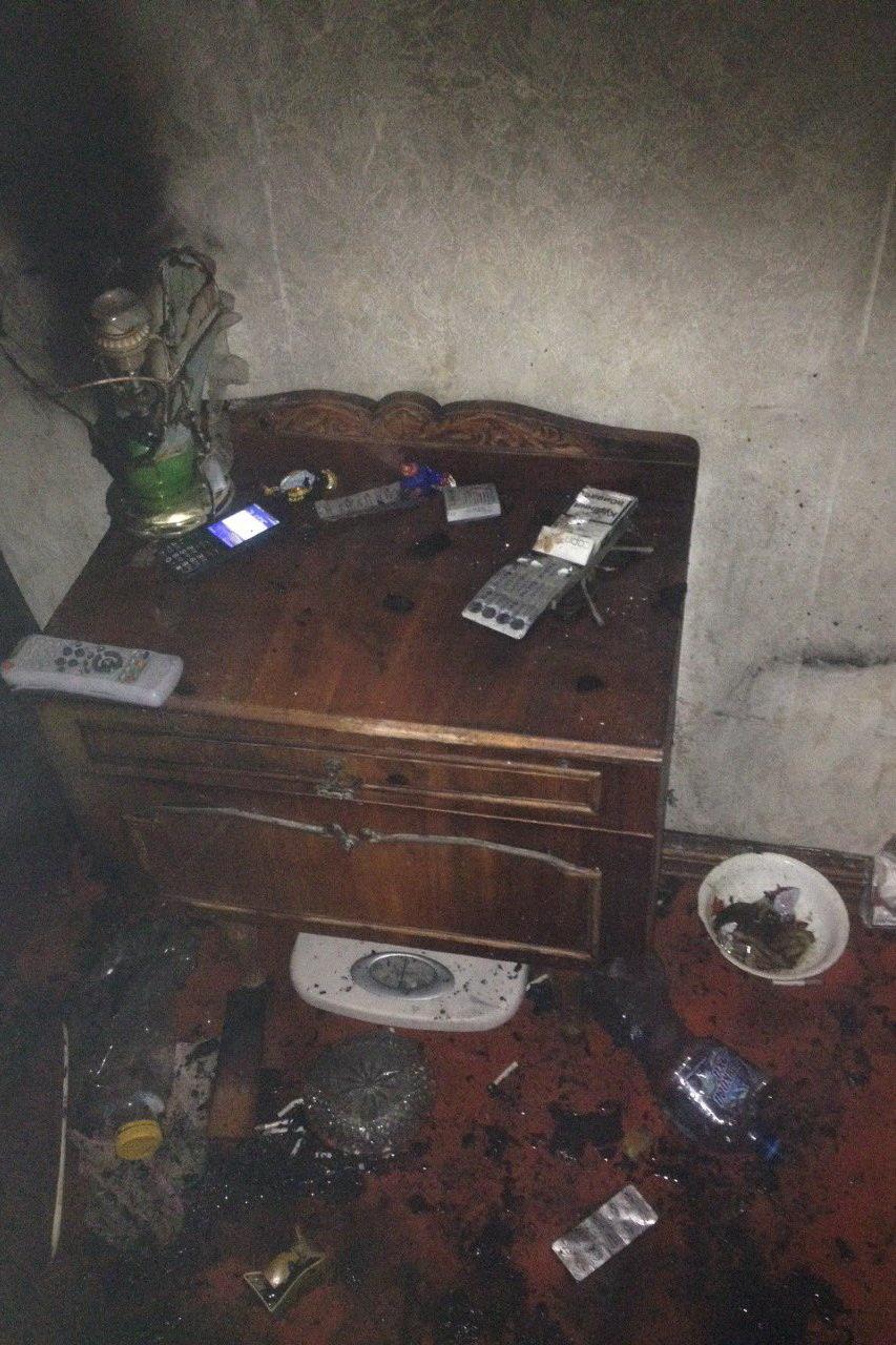 На Харьковщине женщина погибла из-за неосторожности при курении, - ФОТО, фото-1