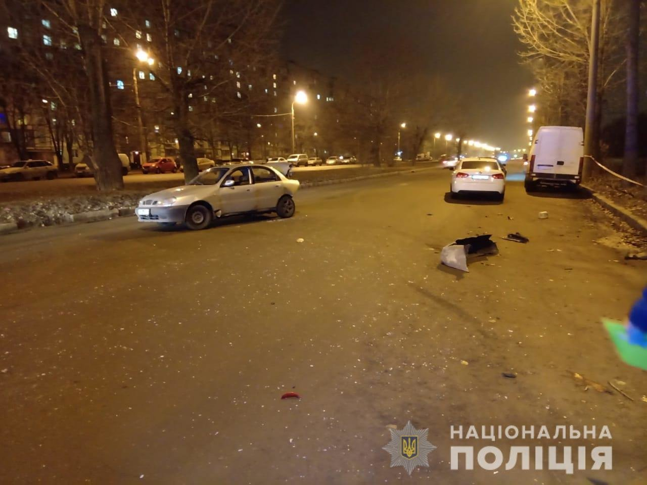 В Харькове пьяный водитель устроил ДТП и пытался скрыться с места аварии, - ФОТО, фото-2