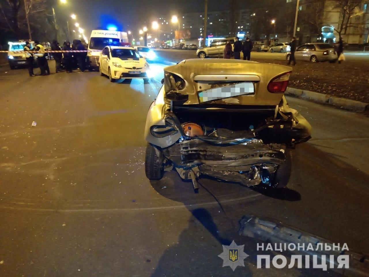 В Харькове пьяный водитель устроил ДТП и пытался скрыться с места аварии, - ФОТО, фото-3