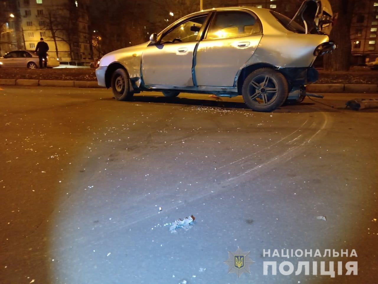 В Харькове пьяный водитель устроил ДТП и пытался скрыться с места аварии, - ФОТО, фото-4