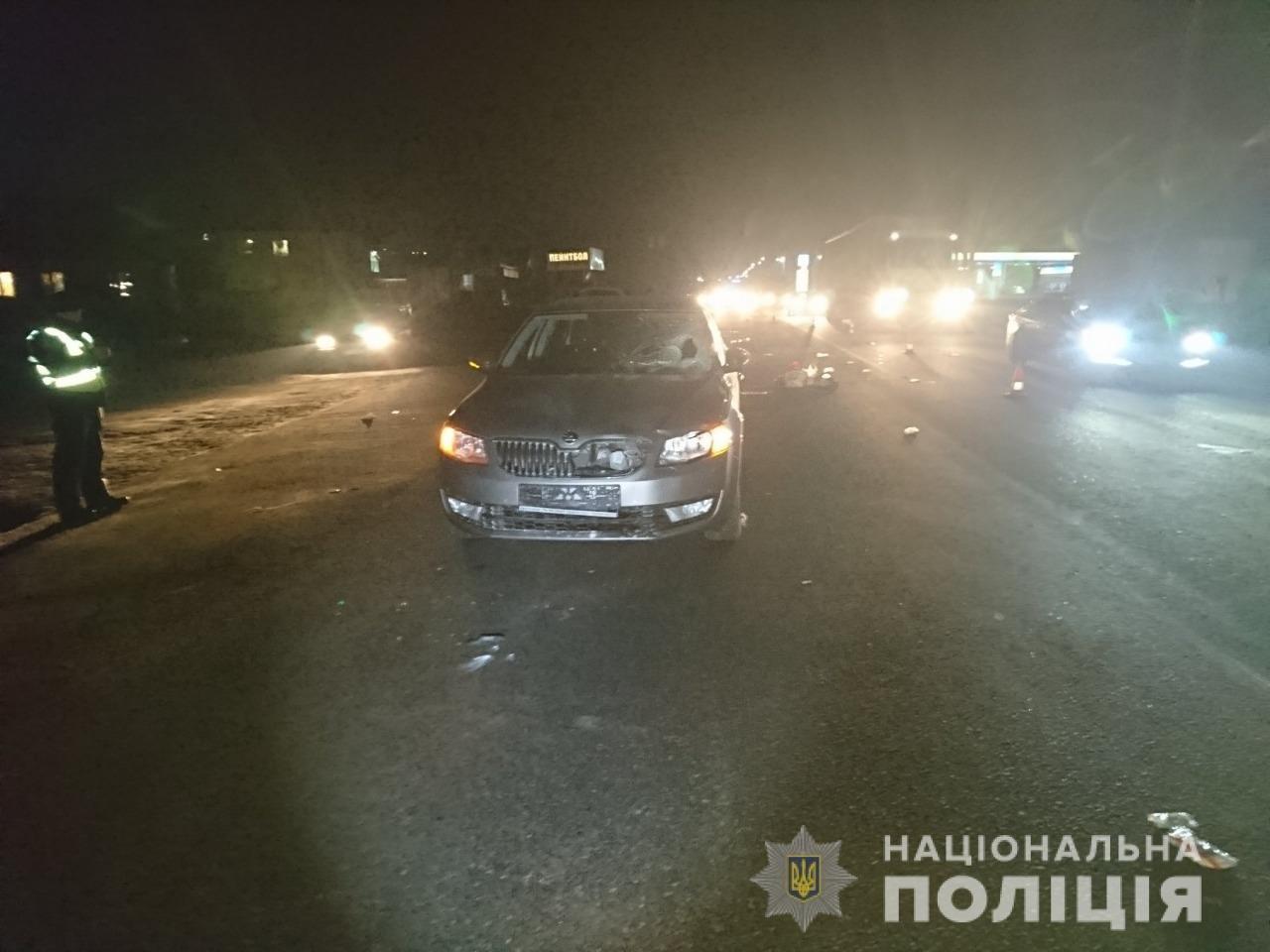 В Изюме местная жительница попала под колёса авто, перебегая проезжую часть, - ФОТО, фото-2