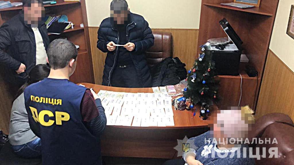 Полиция Харьковщины поймала на взятке заместителя мэра Мерефы, - ФОТО, фото-1