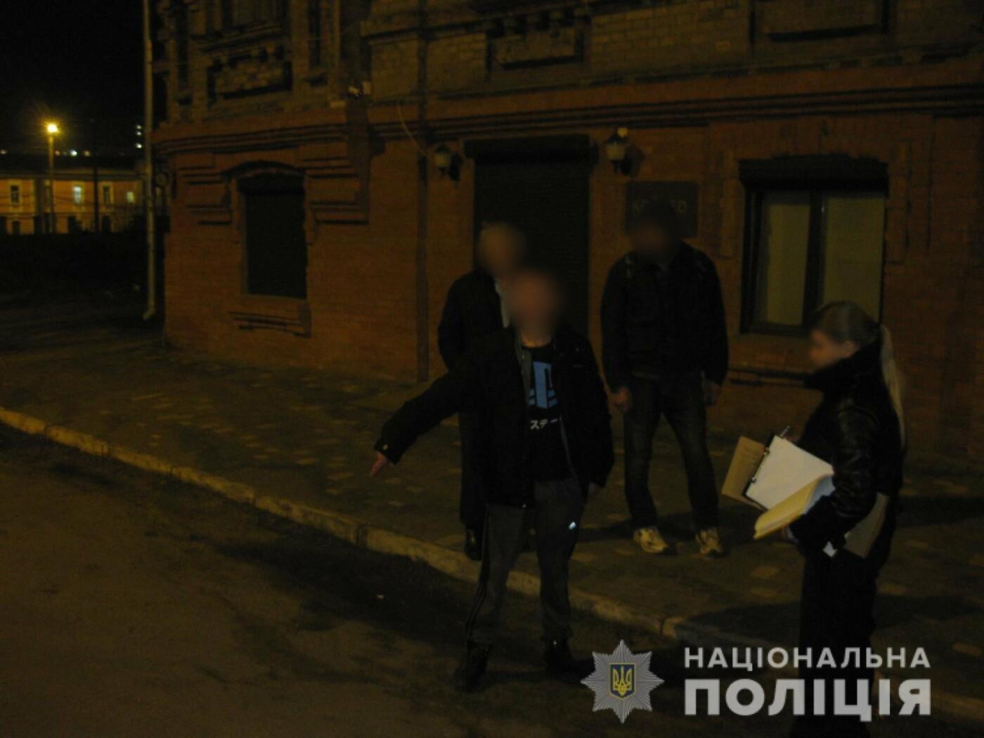 В Харькове мужчина едва не убил соседа, ударив его ножом в живот, - ФОТО, фото-1