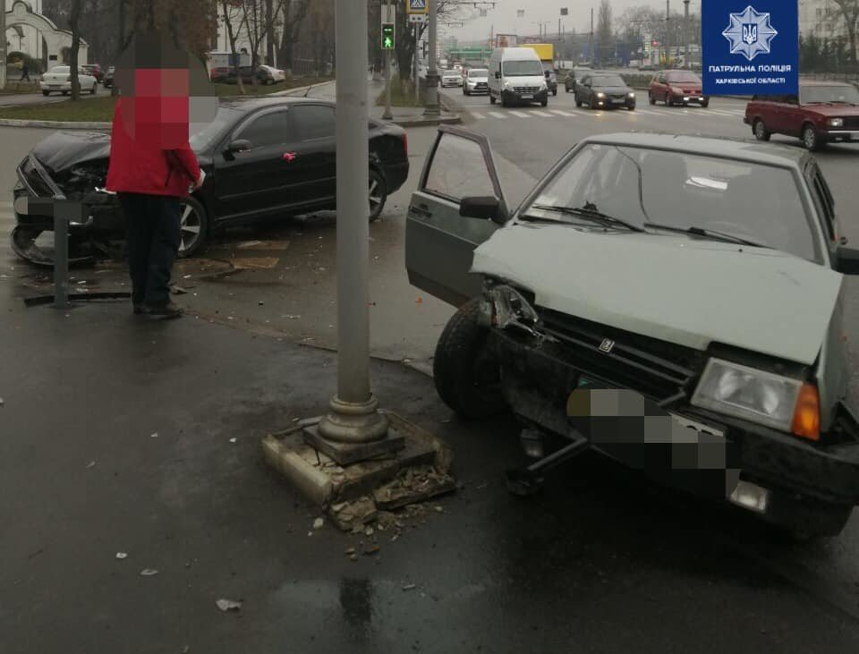 фото: патрульная полиция Харькова
