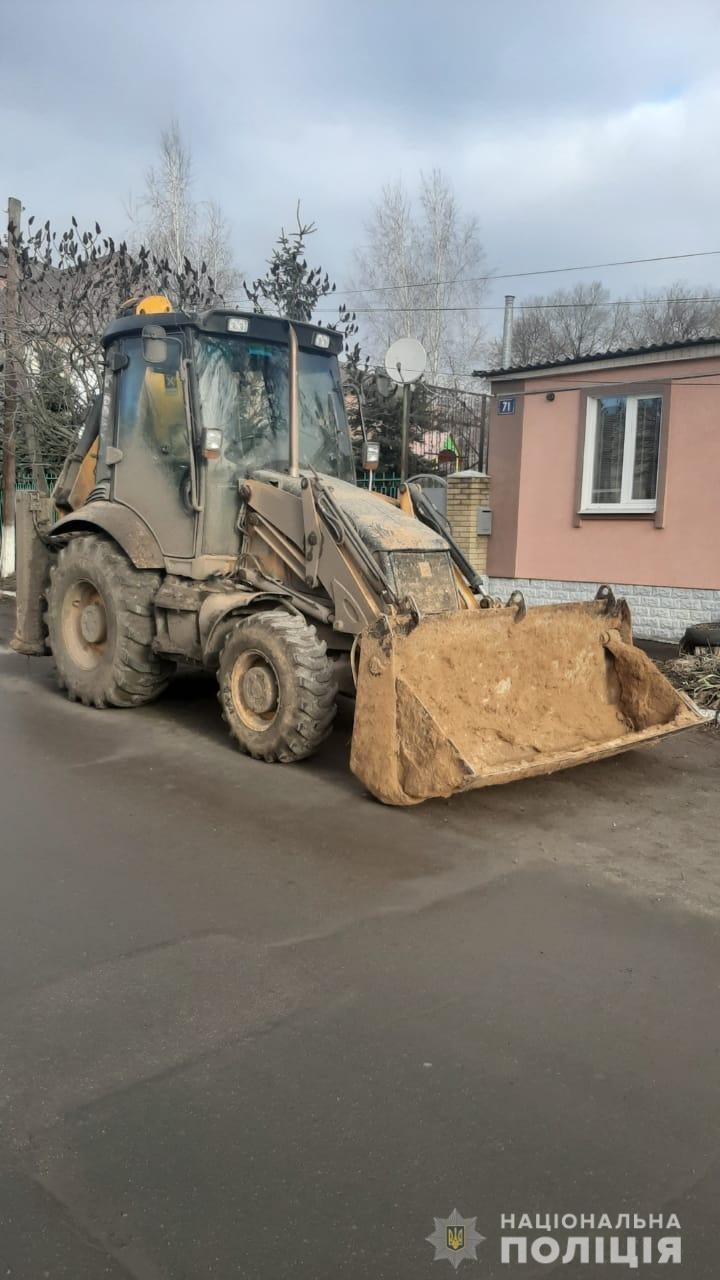 В Харьковской области силовики «накрыли» незаконную добычу глины, - ФОТО, фото-1
