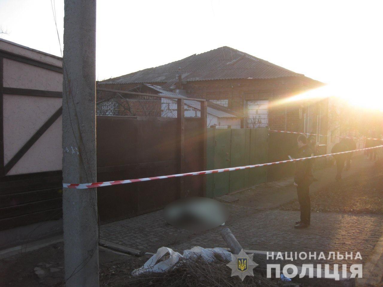 На Валерьяновской квартирант зарезал ножом владельца дома, - ФОТО, фото-1