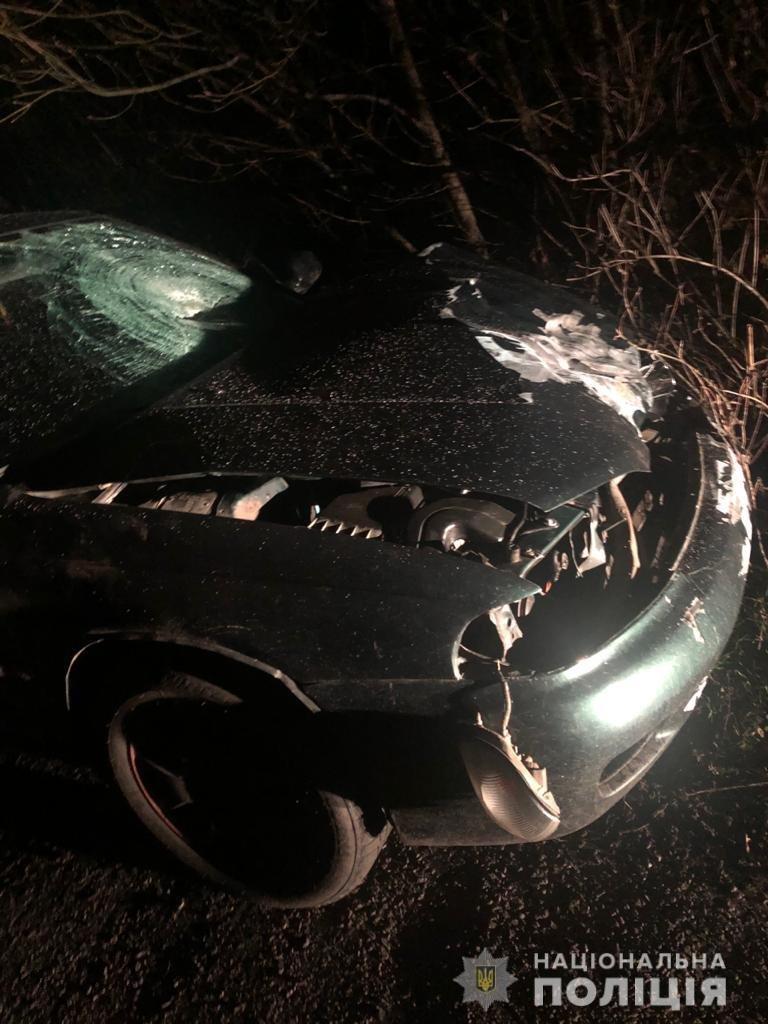 На Харьковщине легковое авто выехало на «встречку» и переехало насмерть пешехода на обочине, - ФОТО, фото-2